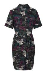 Kleid Komodo Sun Dress Bali Dark