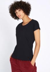 T-Shirt Recolution Casual Black