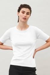 T-Shirt Maska Tee White