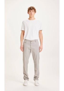 Stretch-Chinos Knowledge Cotton Apparel Chuck Alloy