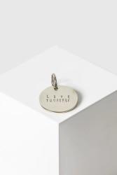 Schlüsselanhänger Yoomee Key Tag Love Yourself silver