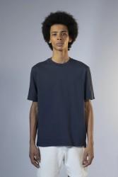 T-Shirt unfeigned Basic Blue Graphite