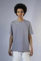 T-Shirt unfeigned Basic Steeple Grey