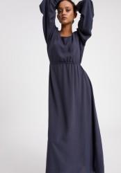 Maxi-Kleid Armedangels Ileanaa Indigo