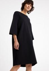 Jerseykleid Armedangels Aasli Black