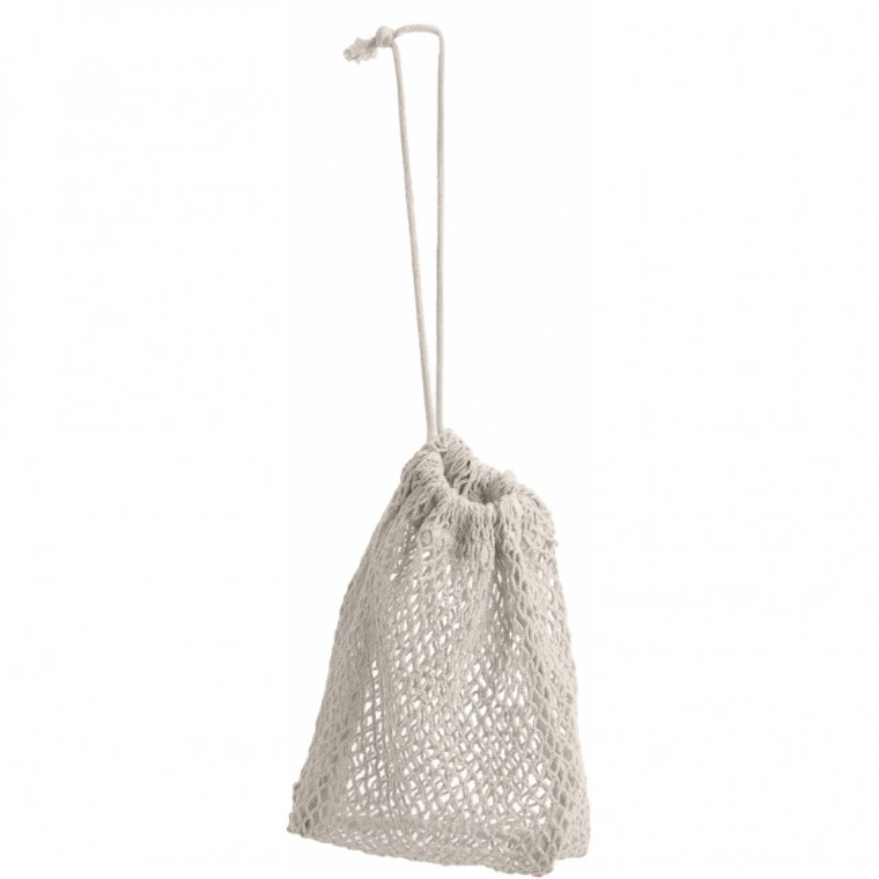 Netzbeutel The Organic Company Net Bag Medium Stone