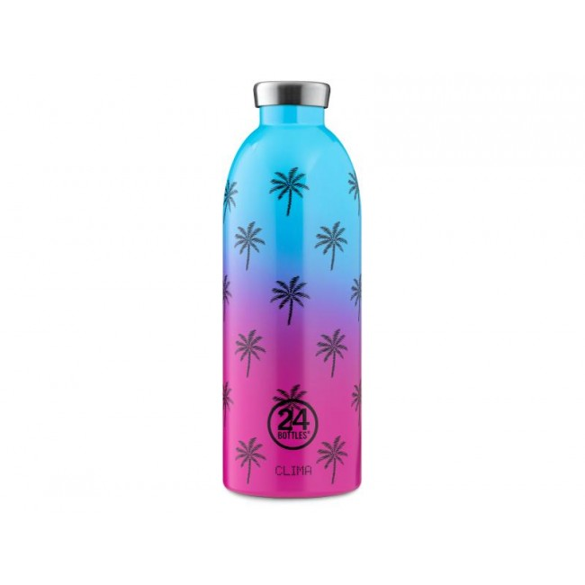 Thermosflasche 24Bottles Clima 850ml Palm Vibe