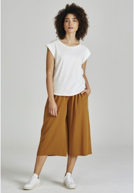 Culotte Givn Berlin Anna Trousers Rubber Brown