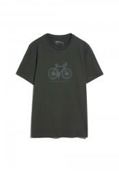 T-Shirt Armedangels Jaames Tech Bike