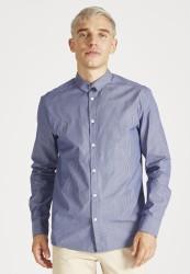 Hemd Givn Berlin Kent Shirt Navy Blue White