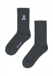 Socken Armedangels Saamu Acid Black