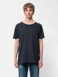 T-Shirt Nudie Jeans Roger Slub Navy