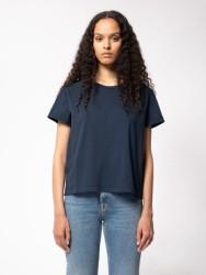 T-Shirt Nudie Jeans Lisa Blue Heart