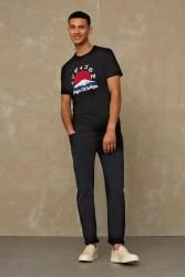 Jeans Kings Of Indigo John Blue Black Worn