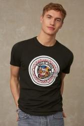 T-Shirt Darius Kings Of Indigo Deep Forest Tiger