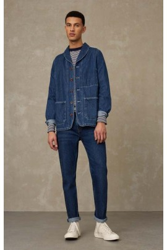 Jeans Daniel Kings Of Indigo Eco Xavier Light