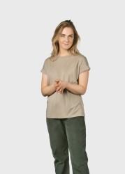 T-Shirt Klitmøller Collective Sigrid Tee Sand