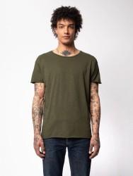 T-Shirt Nudie Jeans Roger Slub Olive
