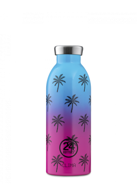 Thermosflasche 24Bottles Clima 500ml Palm Vibe