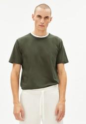 T-Shirt Armedangels Jaames Dark Pine