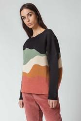 Pullover SKFK Karle Multicolour