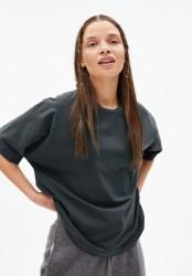 T-Shirt Armedangels Kajaa Earthcolors® Natural Indigo - Natural Indigo