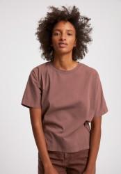 T-Shirt Armedangels Kajaa Earthcolors® Natural Dusty Rose