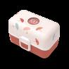 Monbento Tresor Kinder-Lunchbox Orange Umbrella