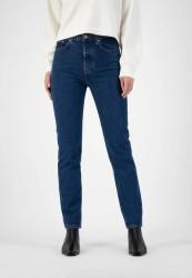 Damenjeans Mud Jeans Piper Straight Stone Indigo