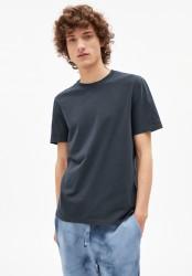 T-Shirt Armedangels Aado Earthcolors® Natural Indigo