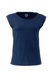 Damen Two Shirt ZRCL Basic Blue
