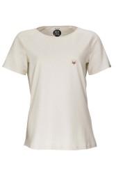 Damen Raglan T-Shirt ZRCL Kitumba Natural