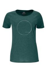 Raglan T-Shirt ZRCL We are Green Stone