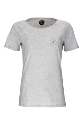 Damen Raglan T-Shirt ZRCL Think Silver Shine