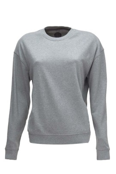 Damen-Sweater ZRCL Basic Stone Grey