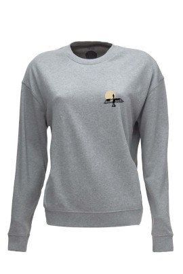 Damen-Sweater ZRCL Bird Stone Grey