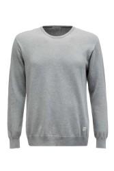 Knit Sweater ZRCL Swiss Edition Stone Grey