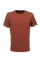 Herren-T-Shirt ZRCL Basic Rost