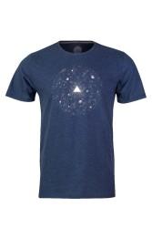 Herren-T-Shirt ZRCL Universe Blue Stone