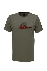 Herren-T-Shirt ZRCL Mole Olive