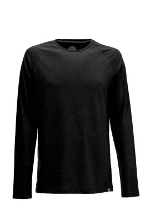 Herren-Longsleeve ZRCL Basic Black