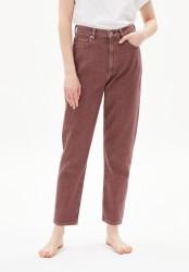Damen-Jeans Armedangels Mairaa Earthcolors® Natural Rose