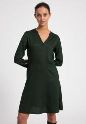 Kleid Armedangels Ceylonaa Vintage Green