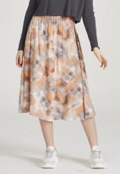 Rock Givn Berlin Vana Skirt Grey/Copper
