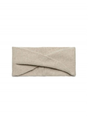 Stirnband Armedangels Martiaa Recycled Wool Dark Caramel Melange