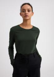 Longsleeve Armedangels Kosmaa Vintage Green