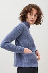 Pullover Maska Helga Wool Daybreak Blue