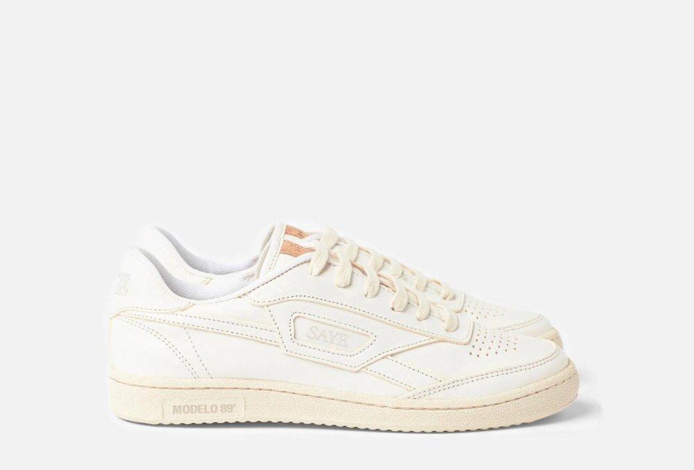 Saye Sneaker Lateral White