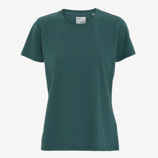 Colourful Standard Damen T-Shirt ocean green