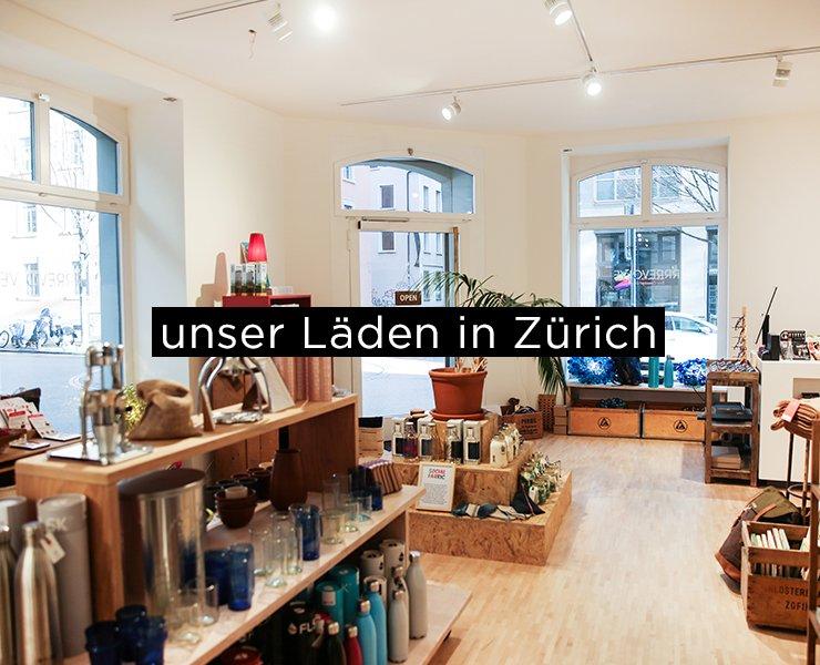 Unsere Läden für Nachhaltigkeit und Fair Fashion in Zürich. Faire Mode und nachhaltige Alternativen.